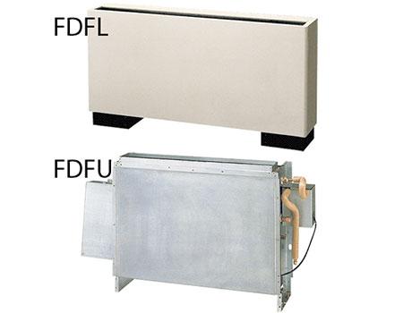 Внутренние блоки FDFL-FDFU