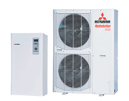Тепловые системы HYDROLUTION-6HP