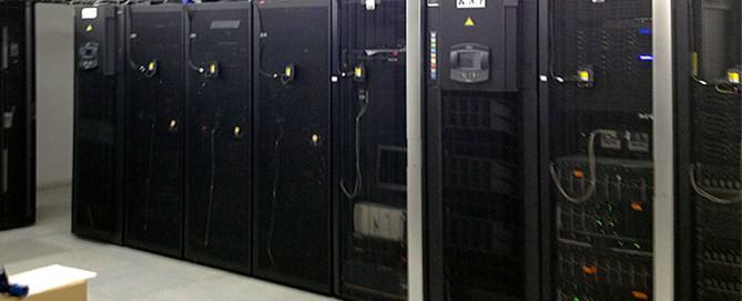 Подключение межрядных кондиционеров CRV в административно-офисном здании