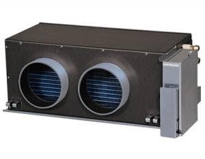 Секция охлаждения/нагрева SAF-DX
