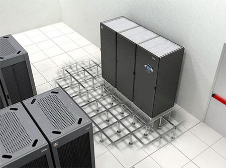 Охлаждение серверных помещений