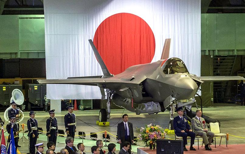 Участие Mitsubishi Heavy Industries в проекте по созданию истребителя следующего поколения