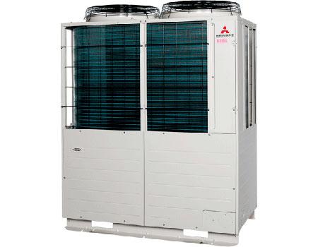 Трехтрубные системы KXZ 22.4-33.5 кВт