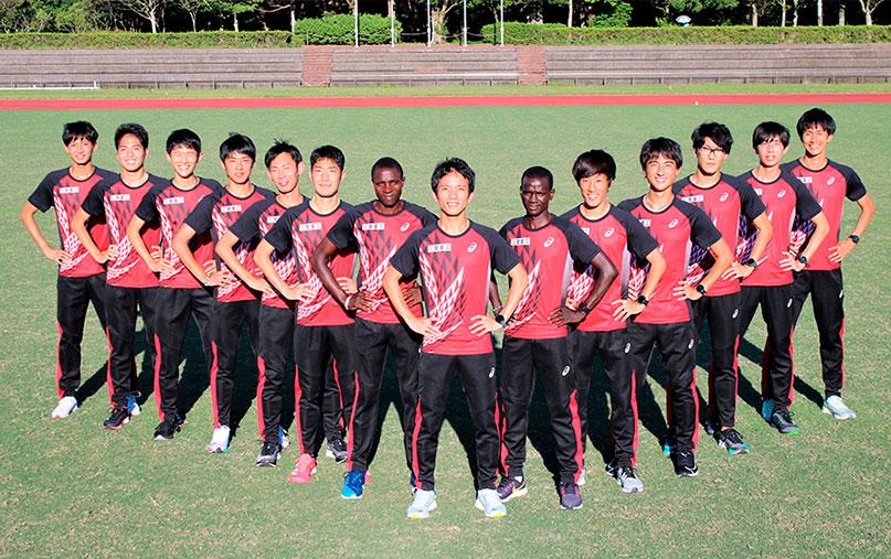 Команда по марафону Mitsubishi Heavy готовиться к новым стартам