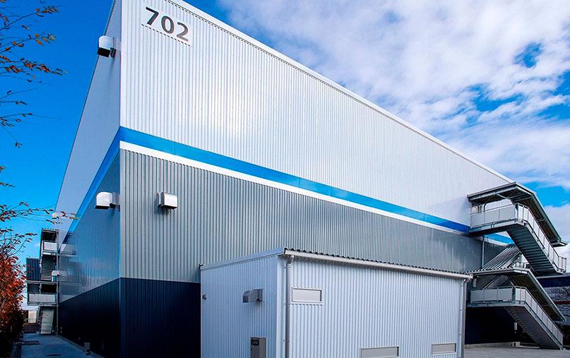 Новый опытно-конструкторский и испытательный комплекс MHI Thermal Systems