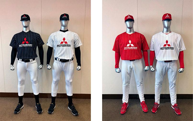 Спортивные команды Mitsubishi Heavy Industries готовятся к новым вызовам