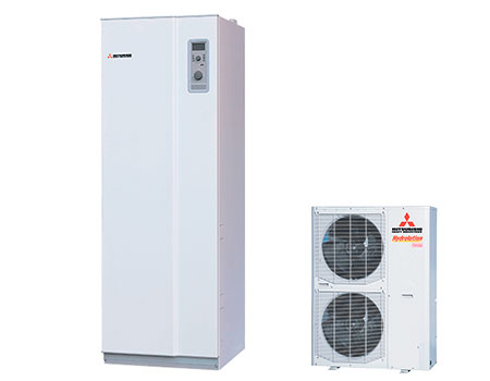 Тепловые насосы Mitsubishi Heavy Industries Air Conditioning Europe