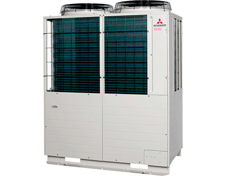 VRF-системы Mitsubishi Heavy Industries Air Conditioning Europe